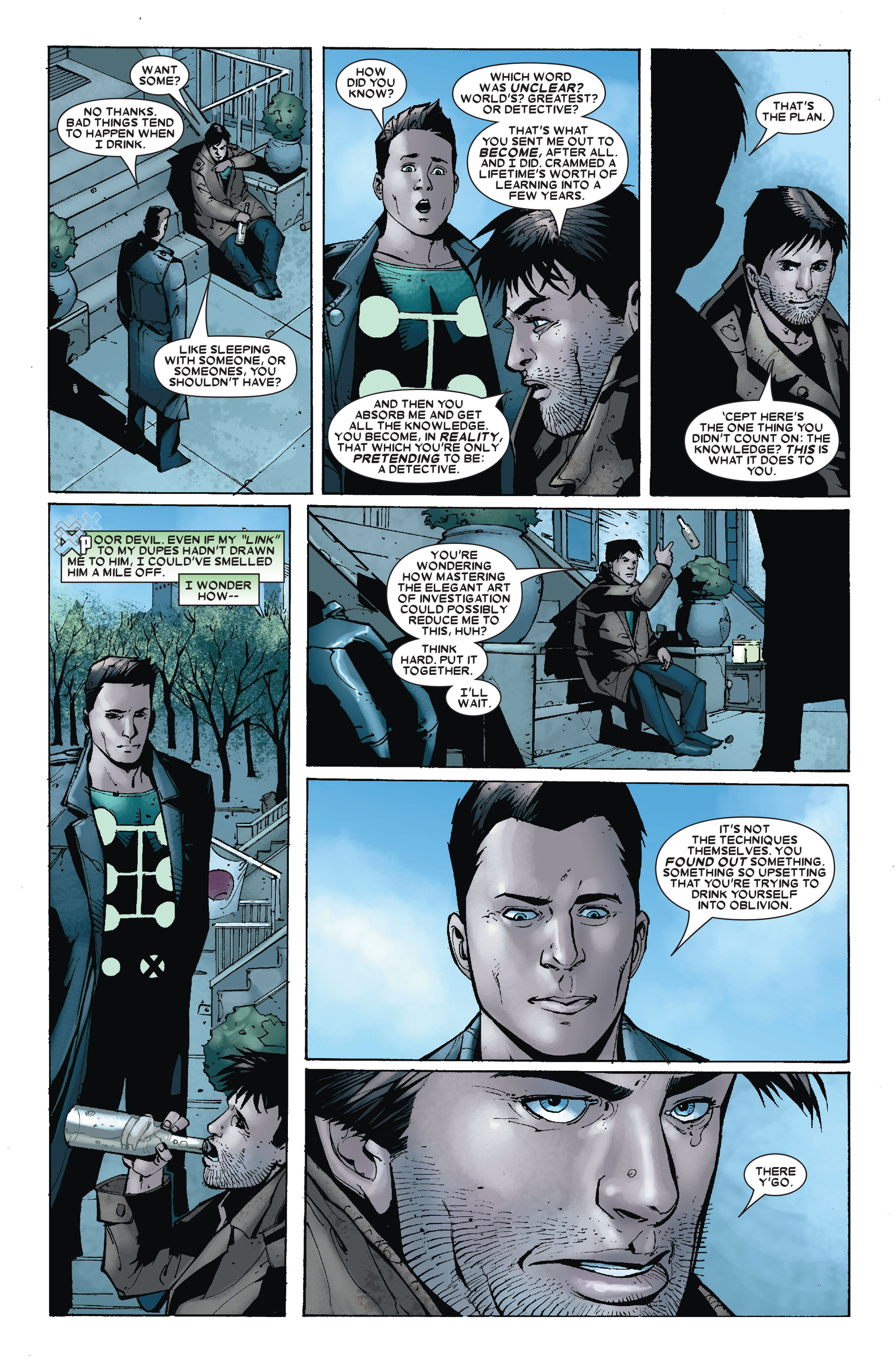 Read online X-Factor (2006) comic -  Issue #17 - 7