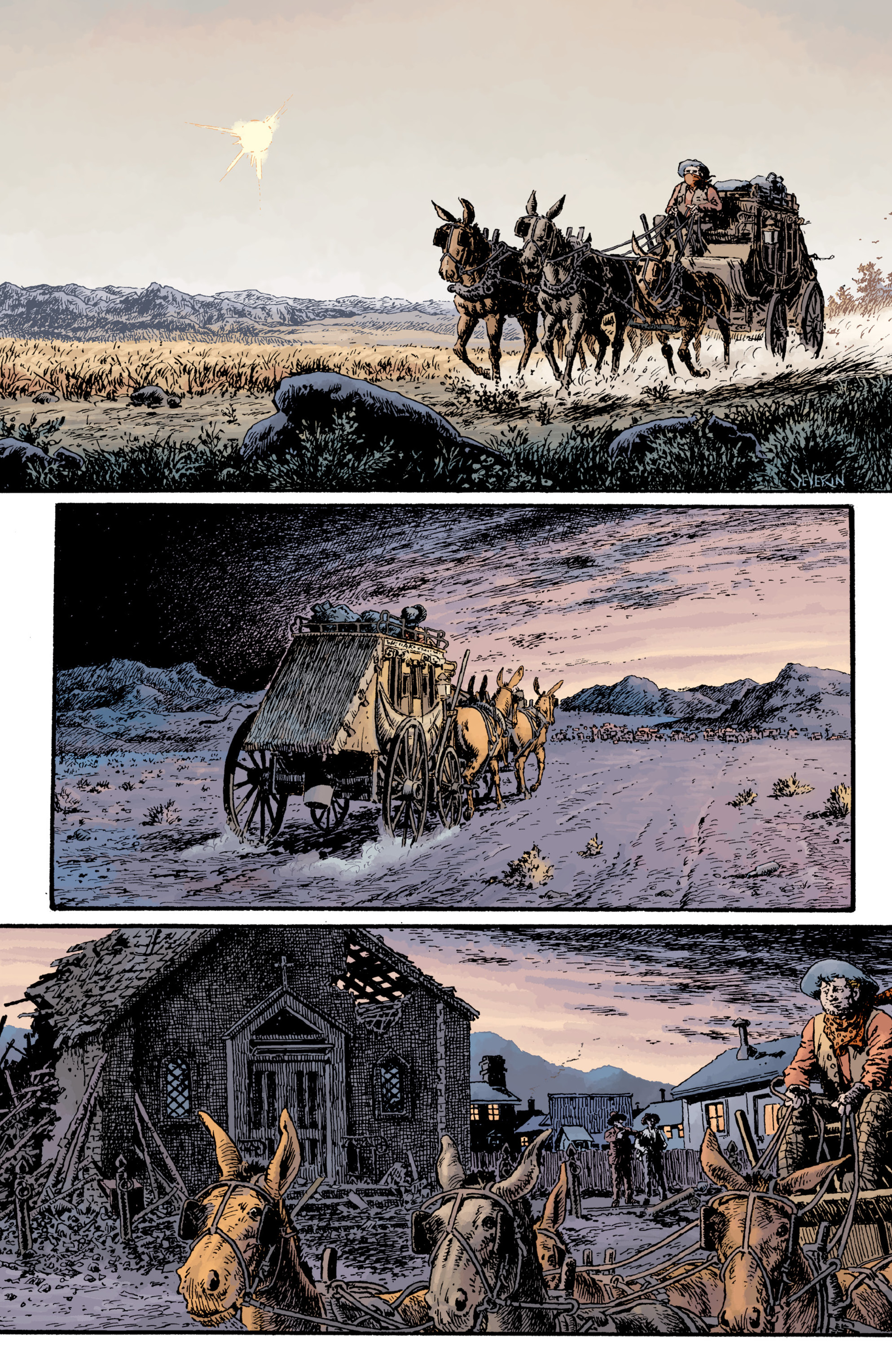 Read online Sir Edward Grey, Witchfinder: Lost and Gone Forever comic -  Issue # TPB - 9