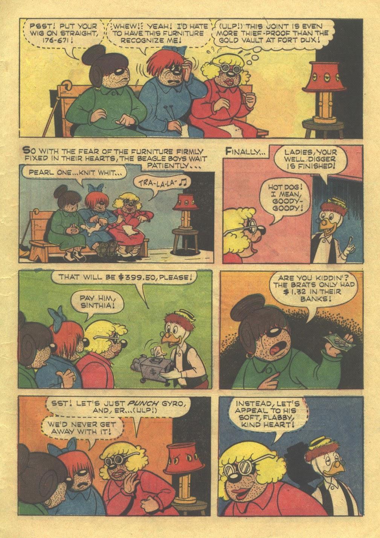 Walt Disney THE BEAGLE BOYS issue 3 - Page 9