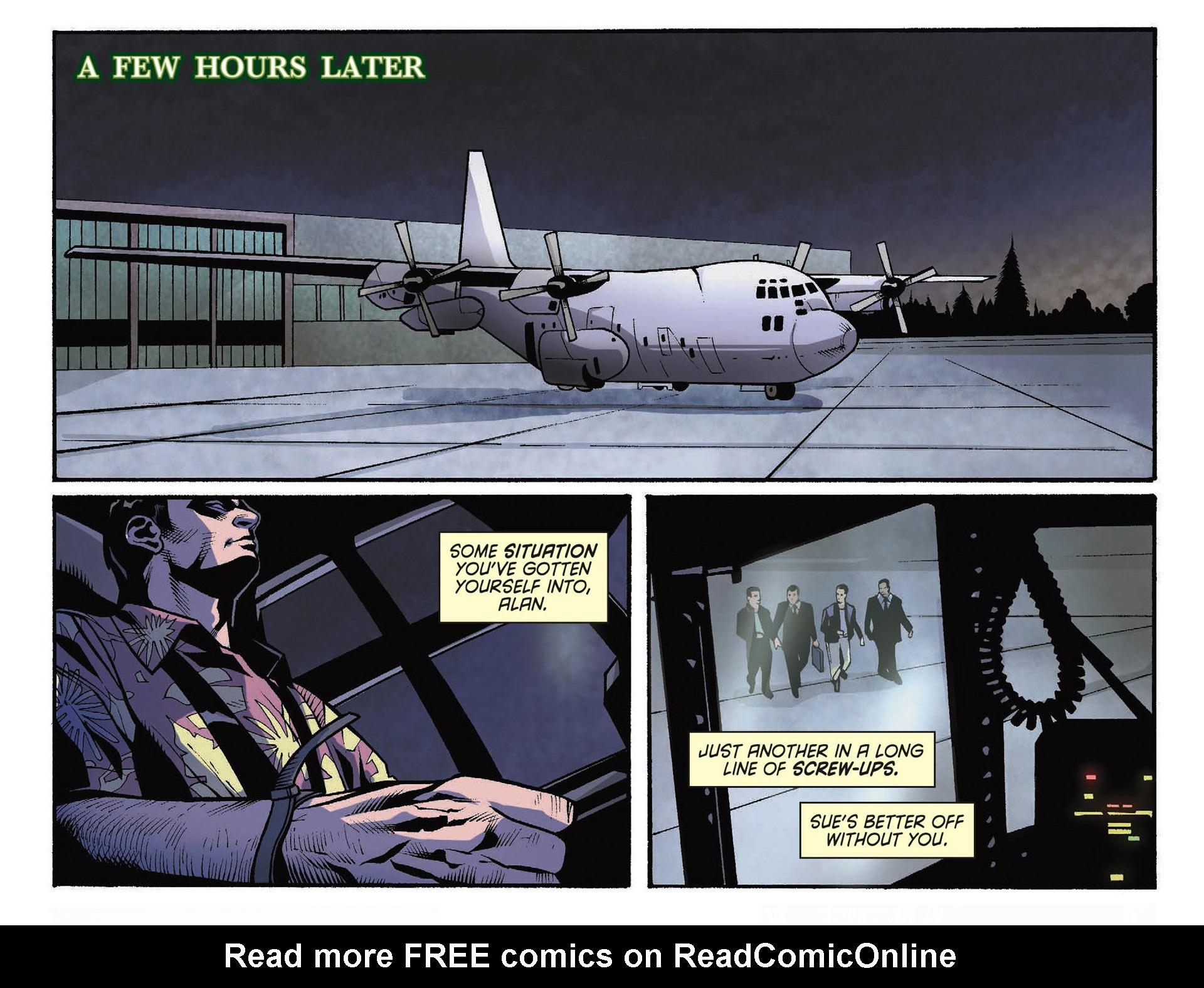 Read online Arrow [II] comic -  Issue #34 - 9