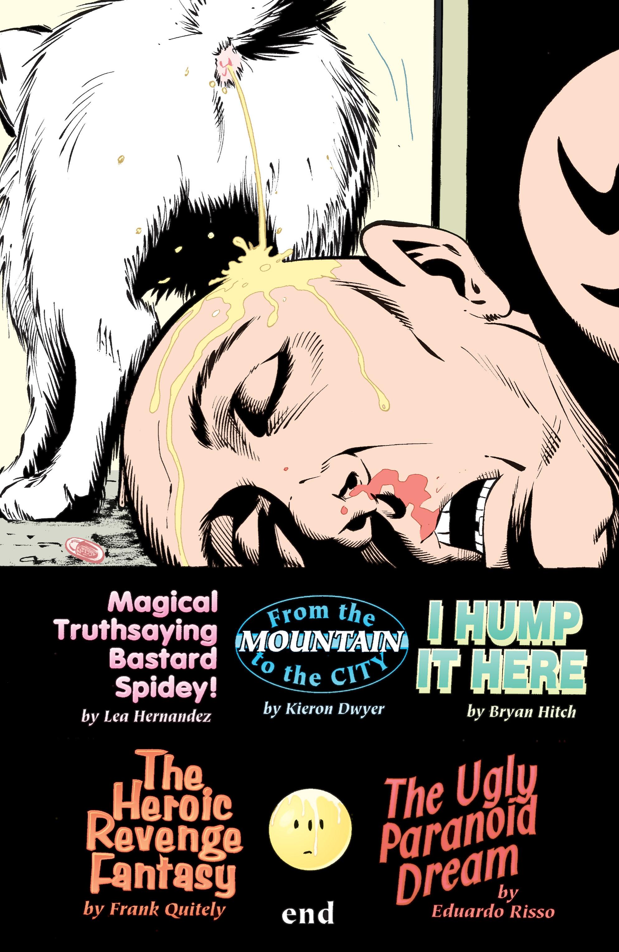 Read online Transmetropolitan comic -  Issue #31 - 23
