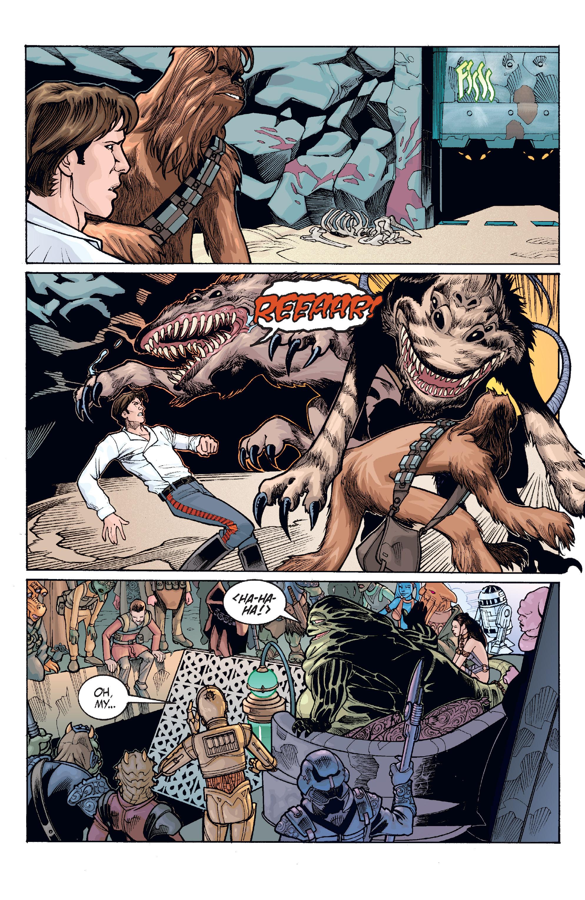 Read online Star Wars Omnibus comic -  Issue # Vol. 27 - 152