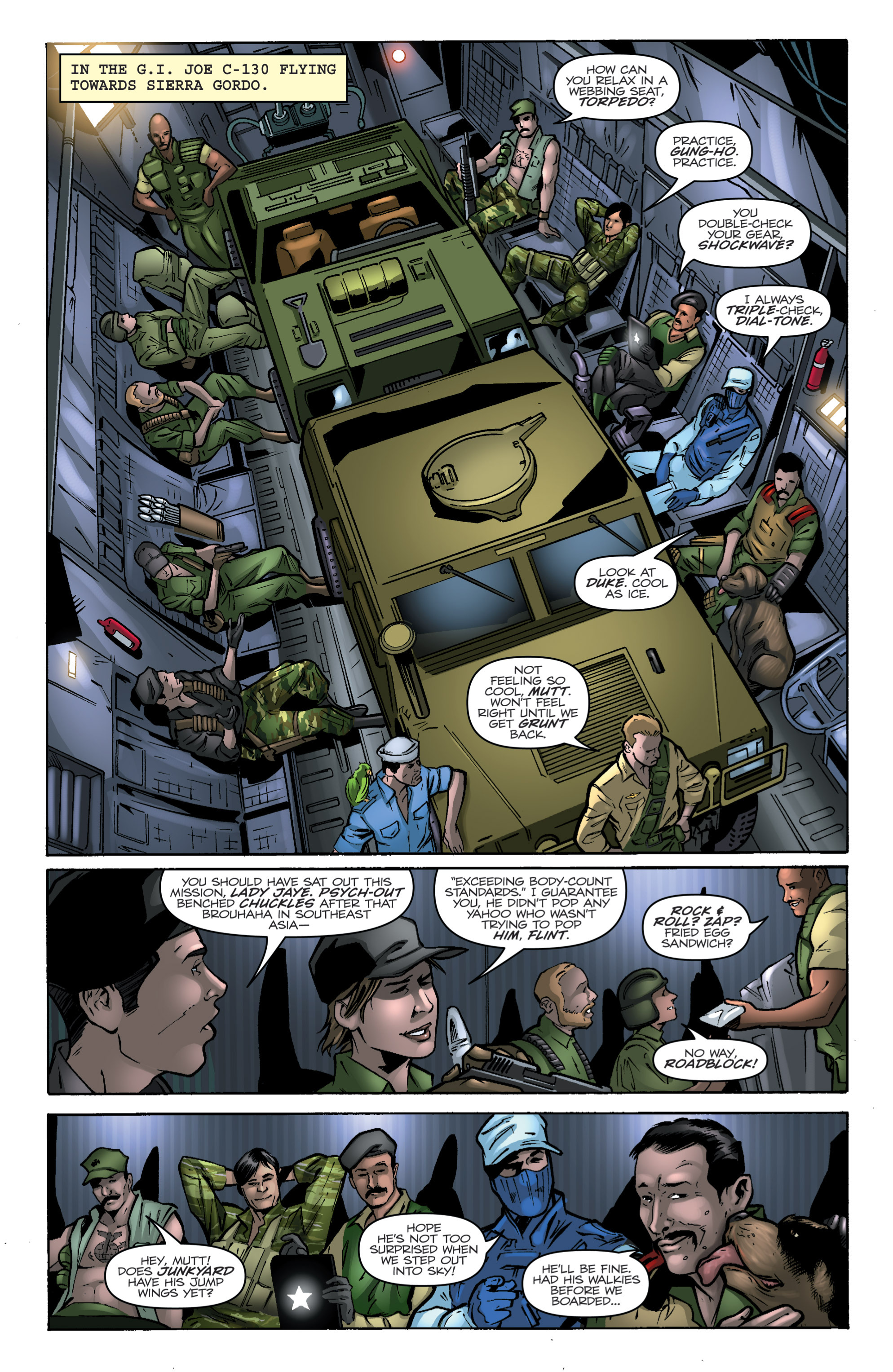 G.I. Joe: A Real American Hero 194 Page 3
