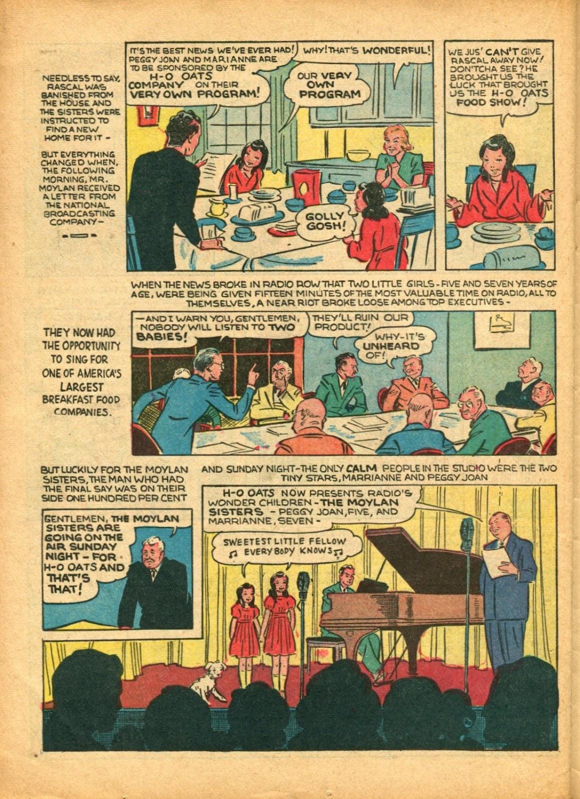 Read online Super-Magician Comics comic -  Issue #5 - 47