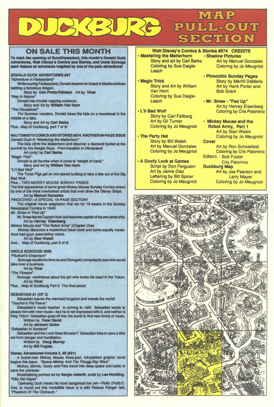 Walt Disney's Comics and Stories issue 574 - Page 32