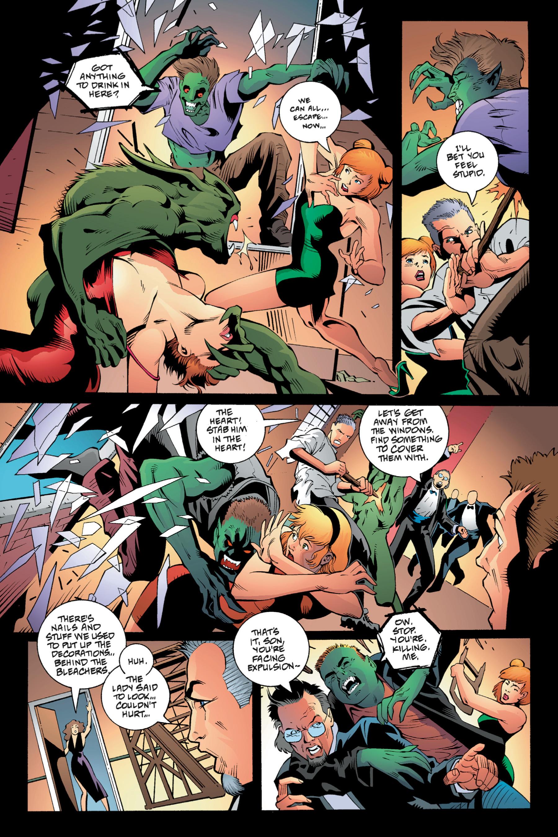 Read online Buffy the Vampire Slayer: Omnibus comic -  Issue # TPB 1 - 91