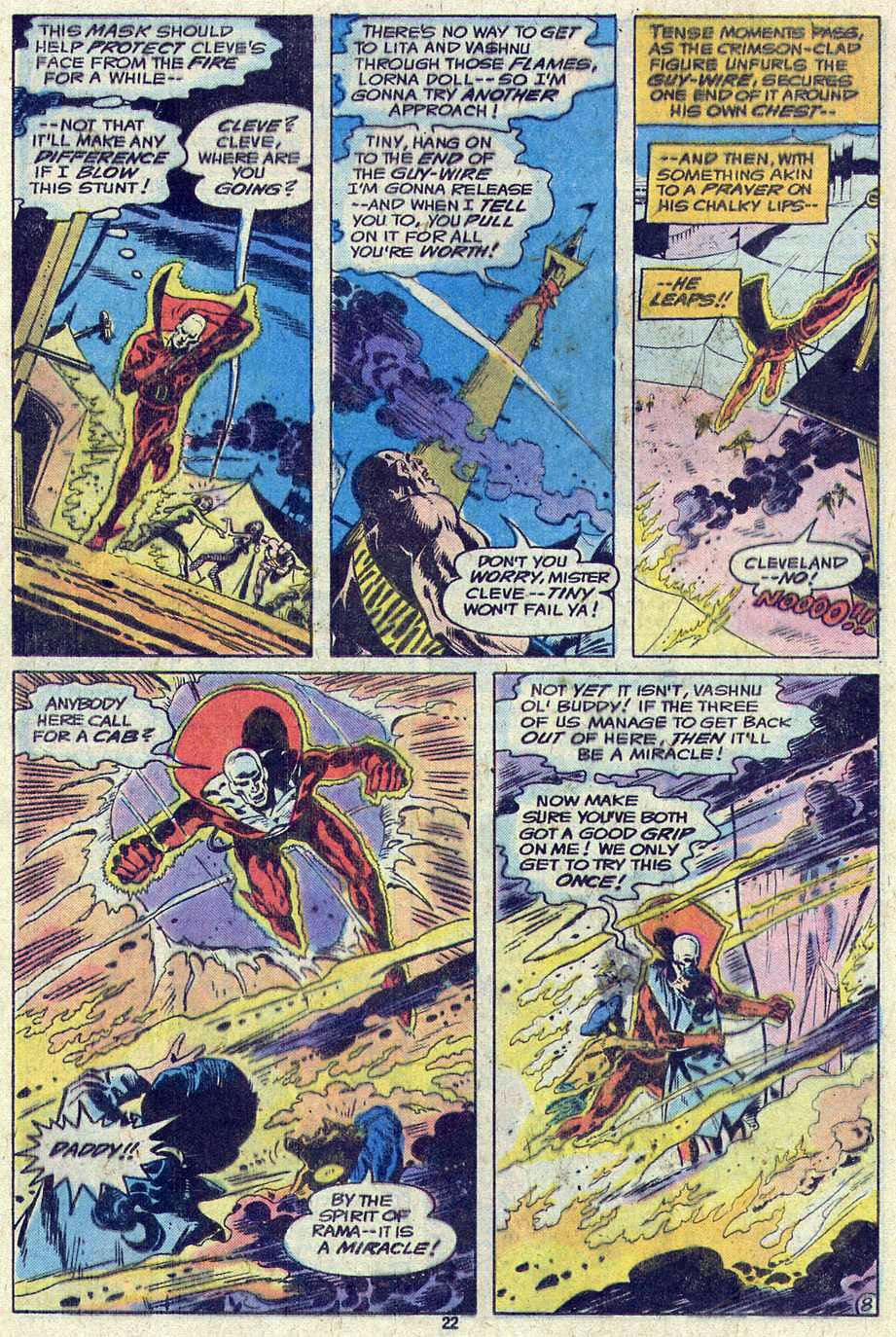 Read online Adventure Comics (1938) comic -  Issue #460 - 22