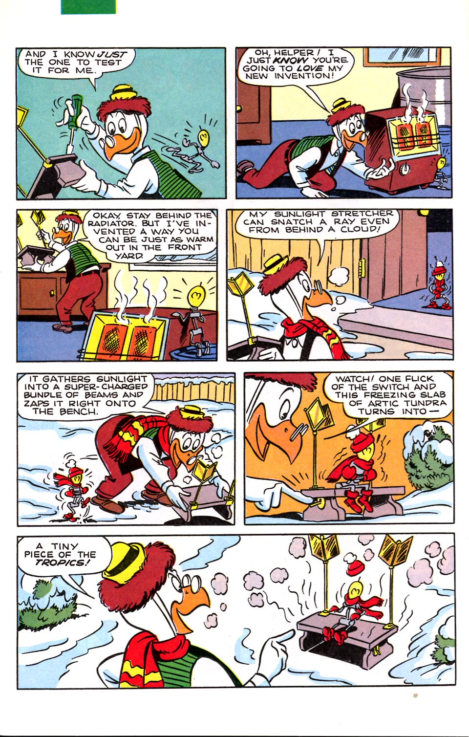 Read online Uncle Scrooge (1953) comic -  Issue #284 - 13