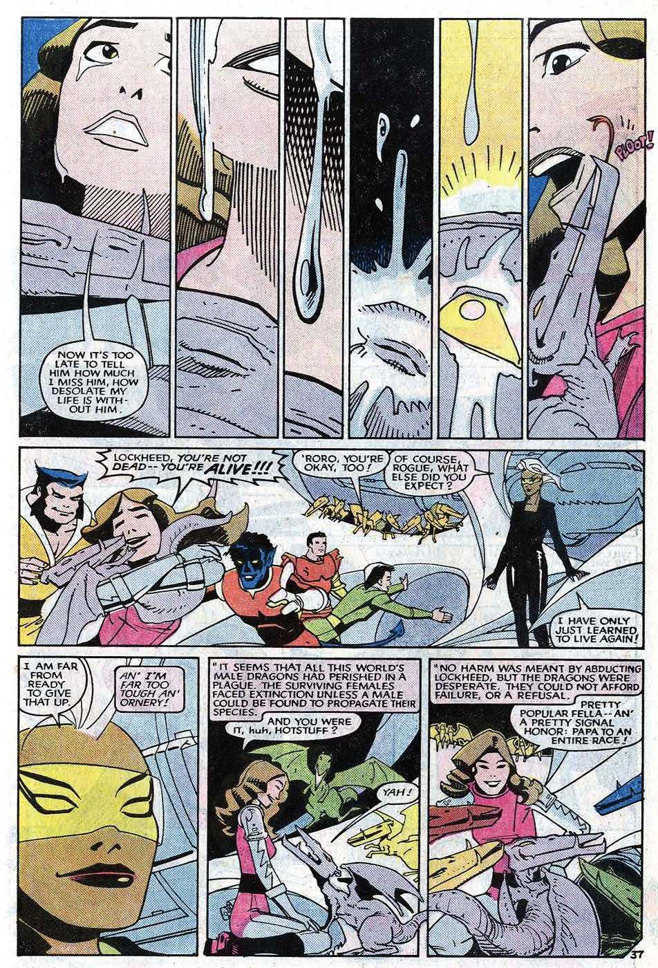Read online Uncanny X-Men (1963) comic -  Issue # _Annual 8 - 45