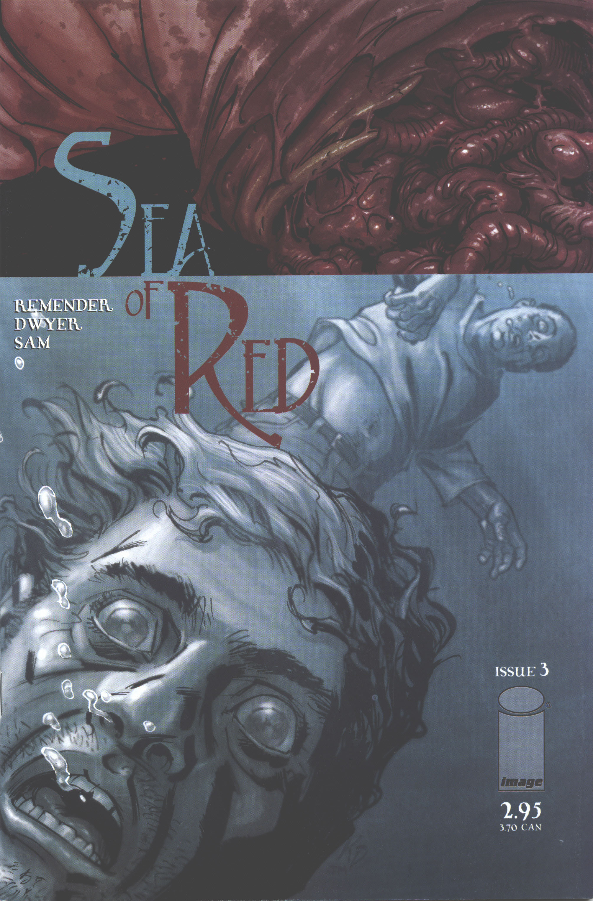 Read online Sea of Red comic -  Issue #3 - 1