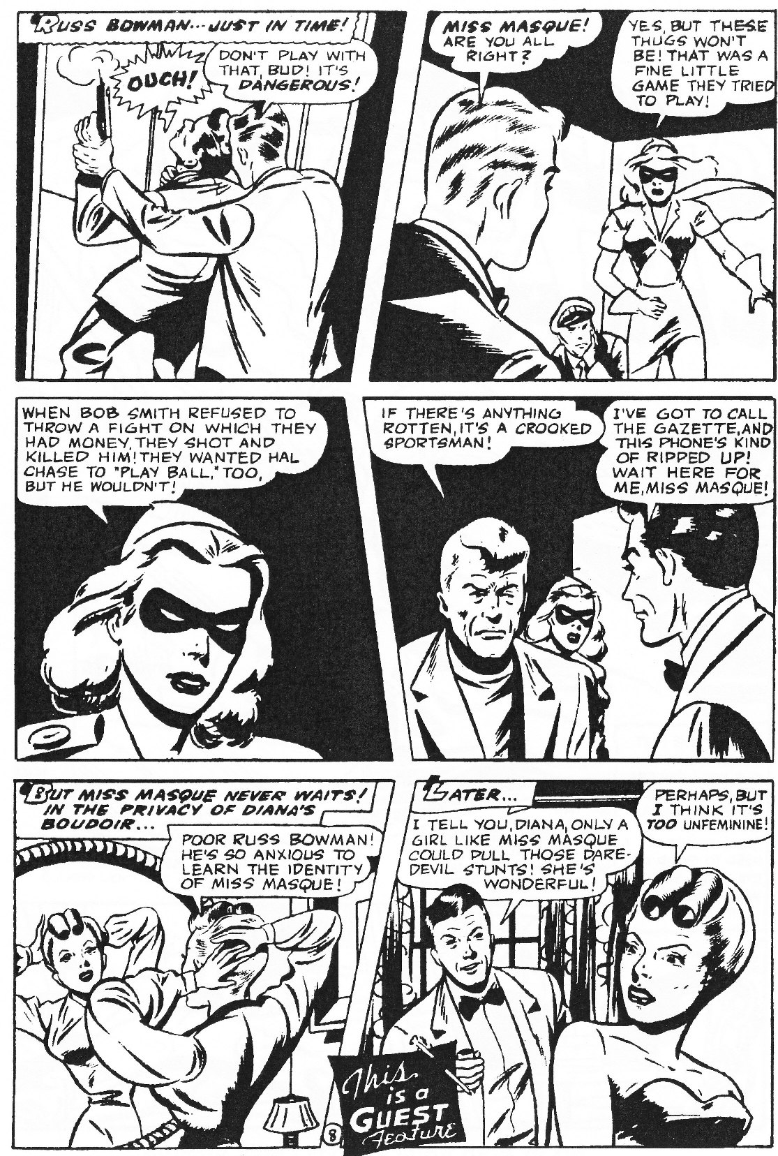 Read online Men of Mystery Comics comic -  Issue #81 - 25