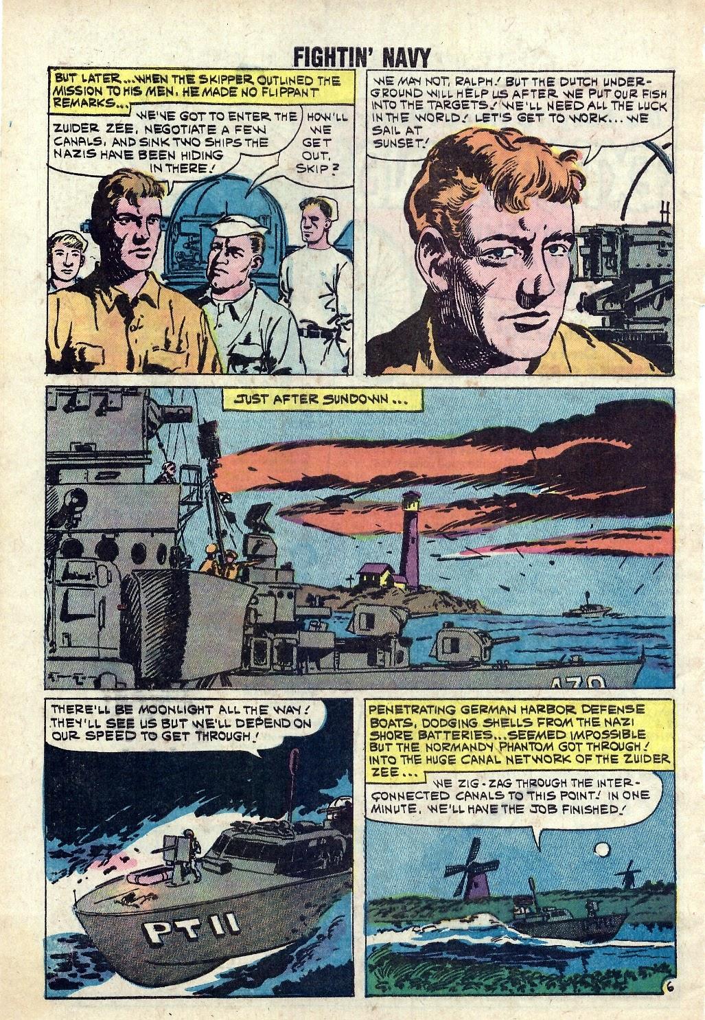 Read online Fightin' Navy comic -  Issue #94 - 32