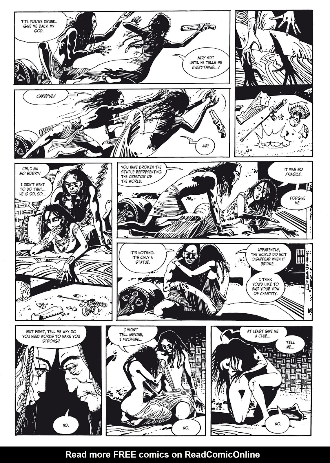 Read online The Egyptian Princesses comic -  Issue # TPB 1 (Part 2) - 7