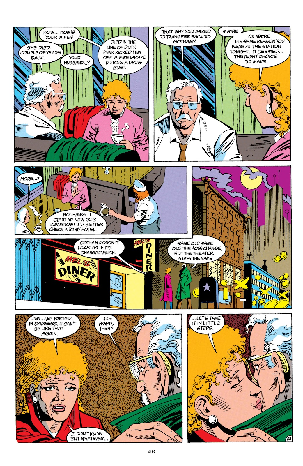Legends of the Dark Knight: Norm Breyfogle issue TPB_2_(Part_5) - Page 1