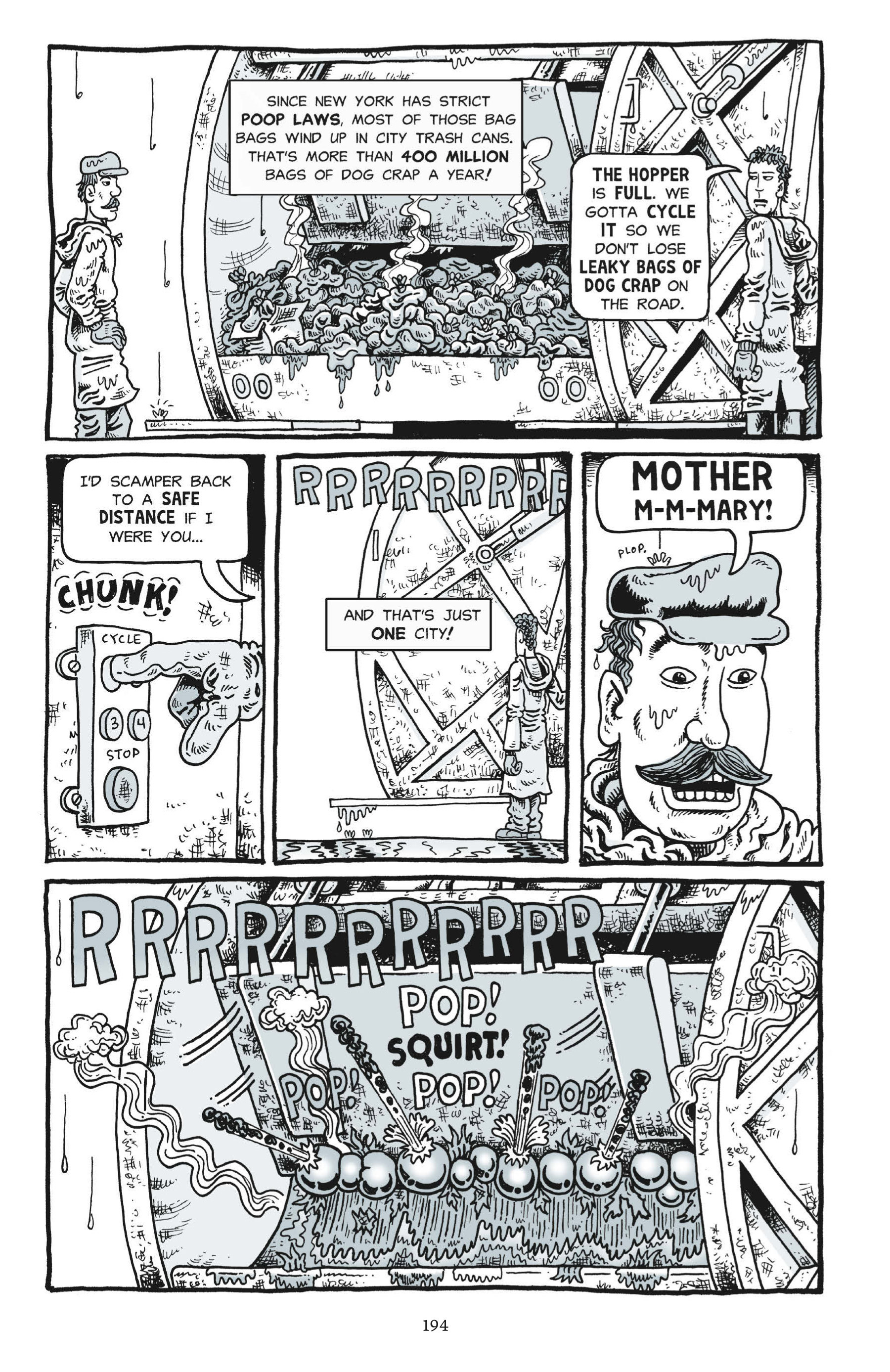 Read online Trashed comic -  Issue # Full - 186