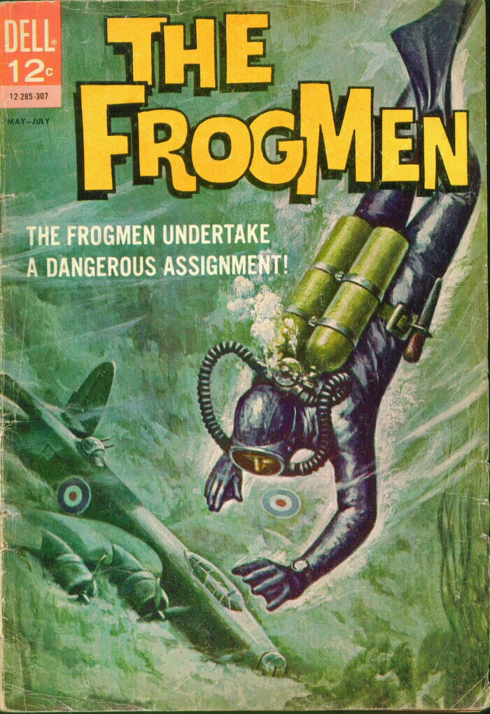 The Frogmen 5 Page 1
