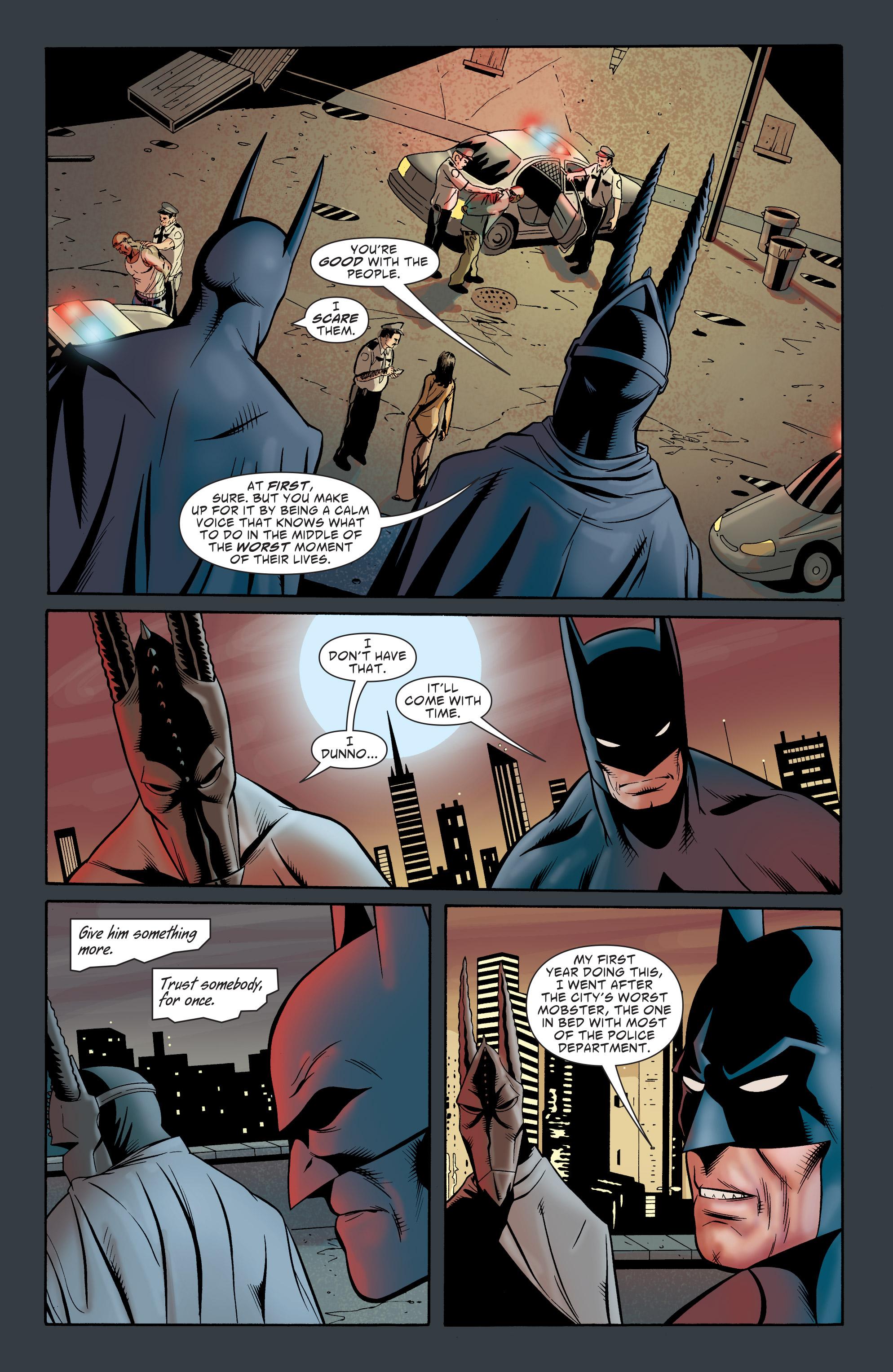 Read online Batman: The Widening Gyre comic -  Issue #6 - 24