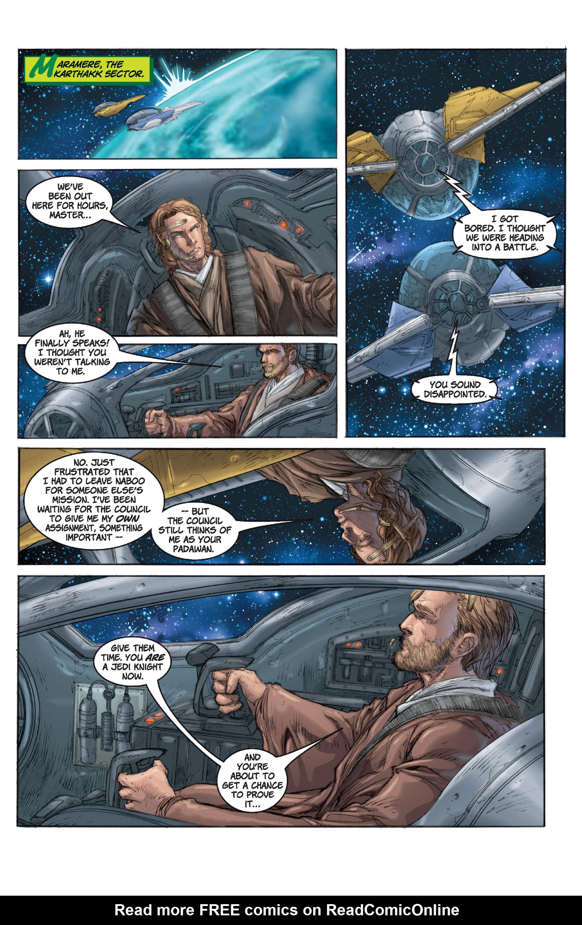 Read online Star Wars Omnibus comic -  Issue # Vol. 26 - 107