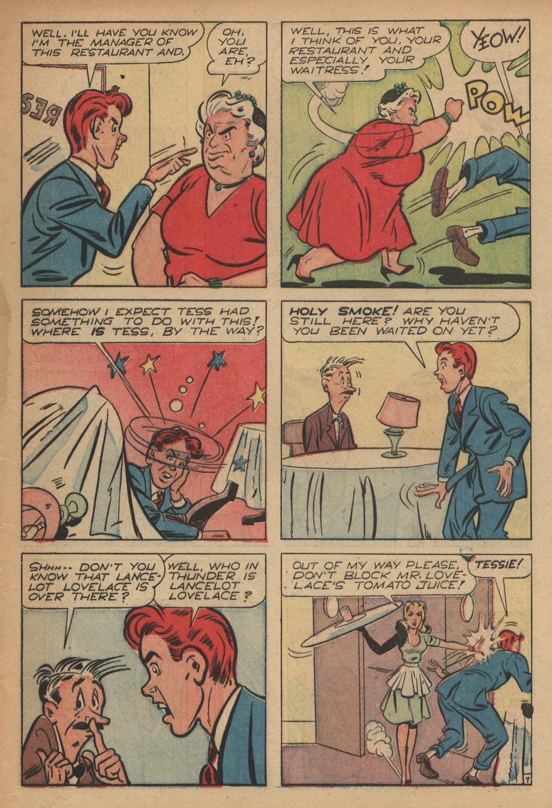 Read online Gay Comics comic -  Issue #23 - 9