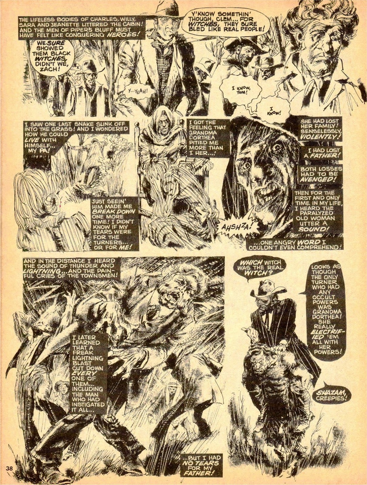 Creepy (1964) Issue #53 #53 - English 37