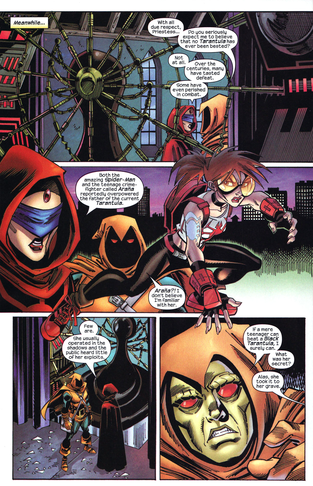 Read online Amazing Spider-Girl comic -  Issue #14 - 16