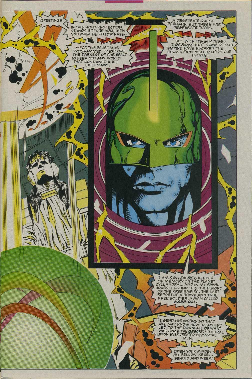 Read online Avengers Strike File comic -  Issue # Full - 8