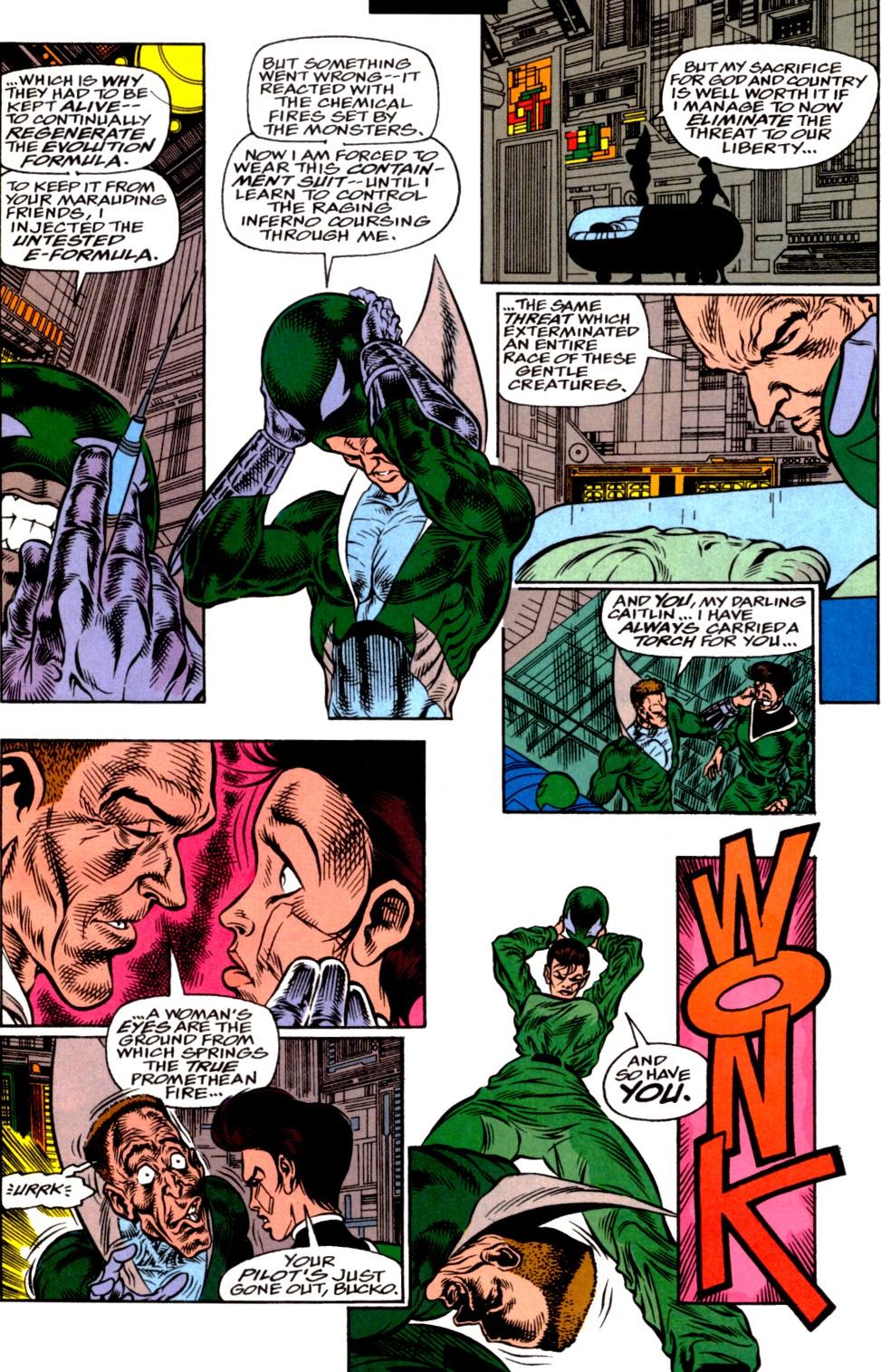Read online Blackwulf comic -  Issue #4 - 4