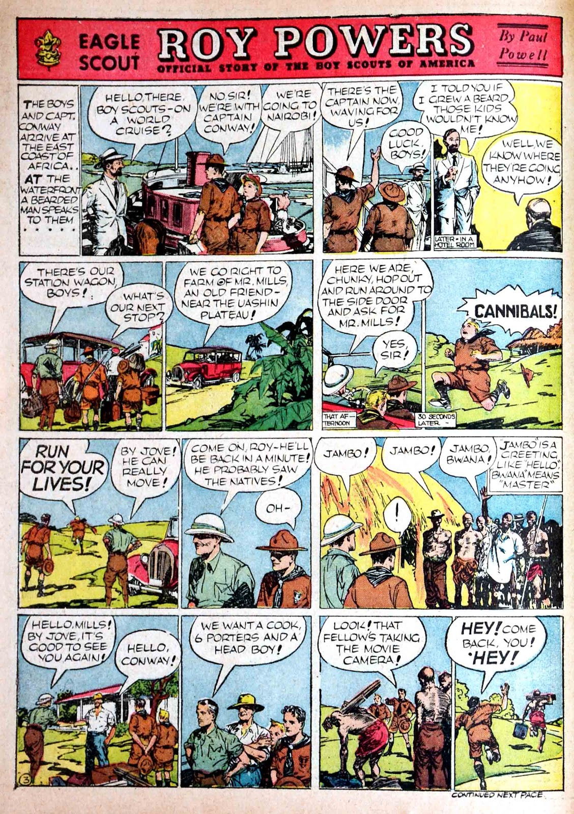 Read online Famous Funnies comic -  Issue #68 - 8