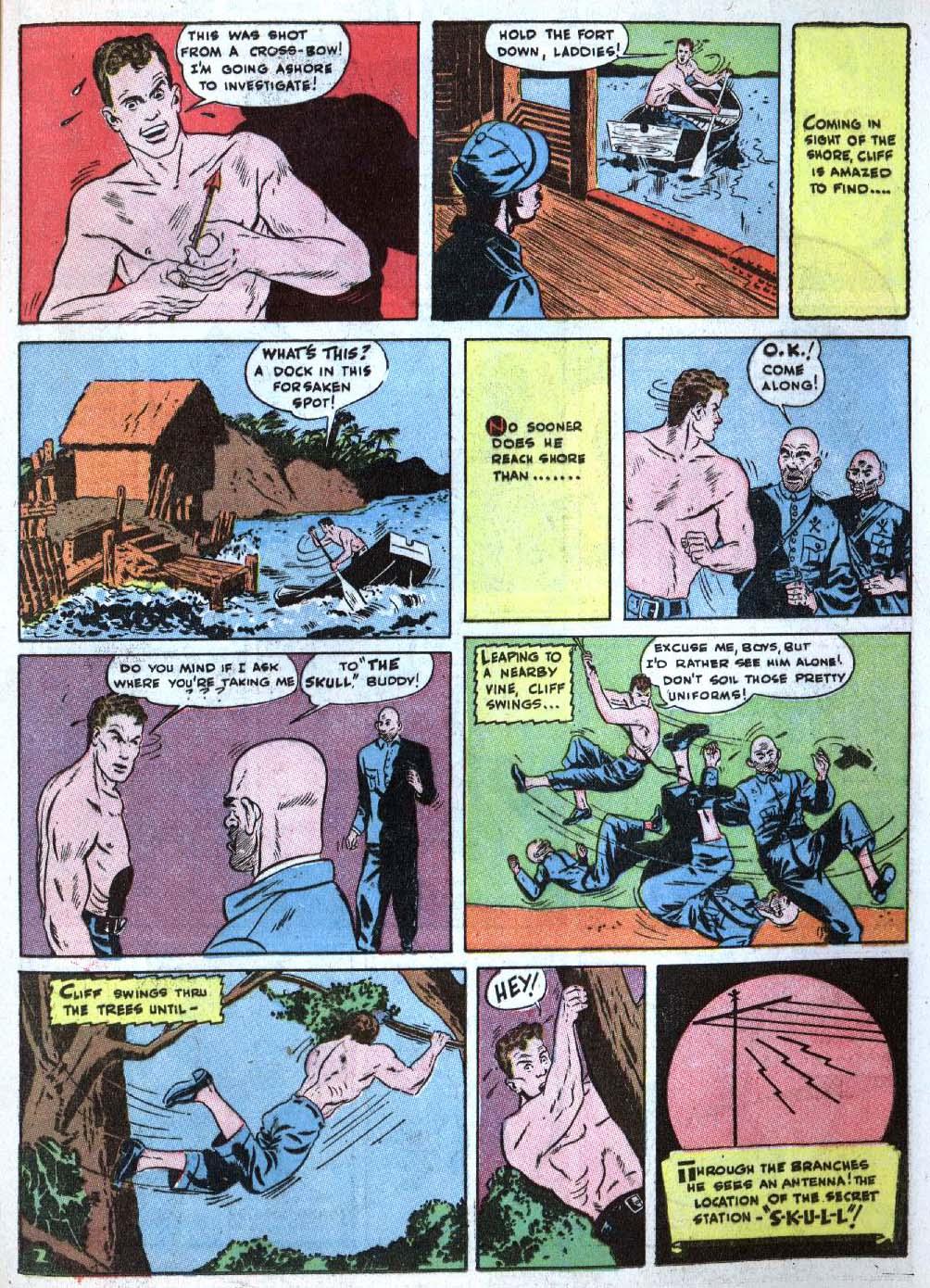 Read online Detective Comics (1937) comic -  Issue #43 - 53