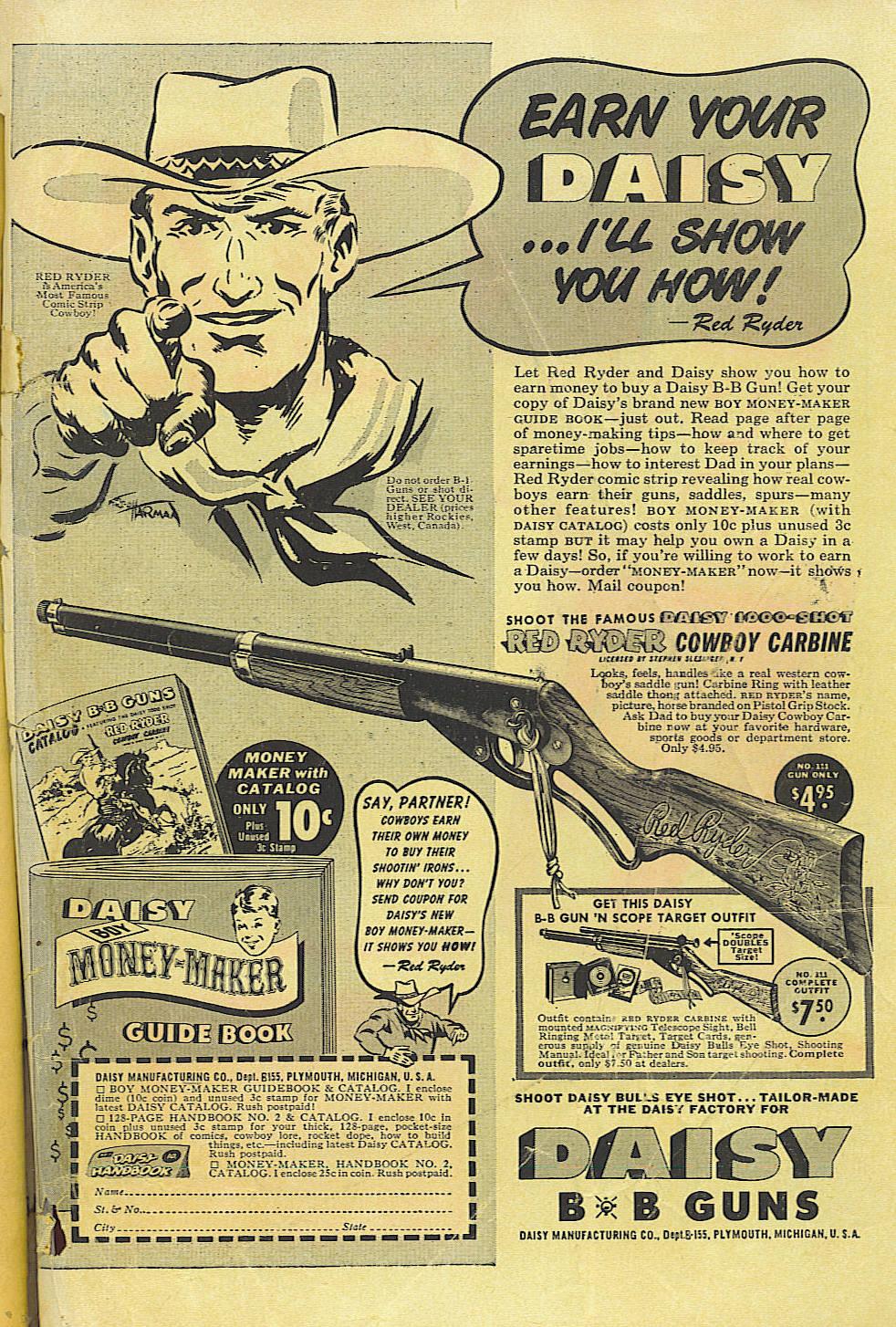 Read online Adventure Comics (1938) comic -  Issue #155 - 51