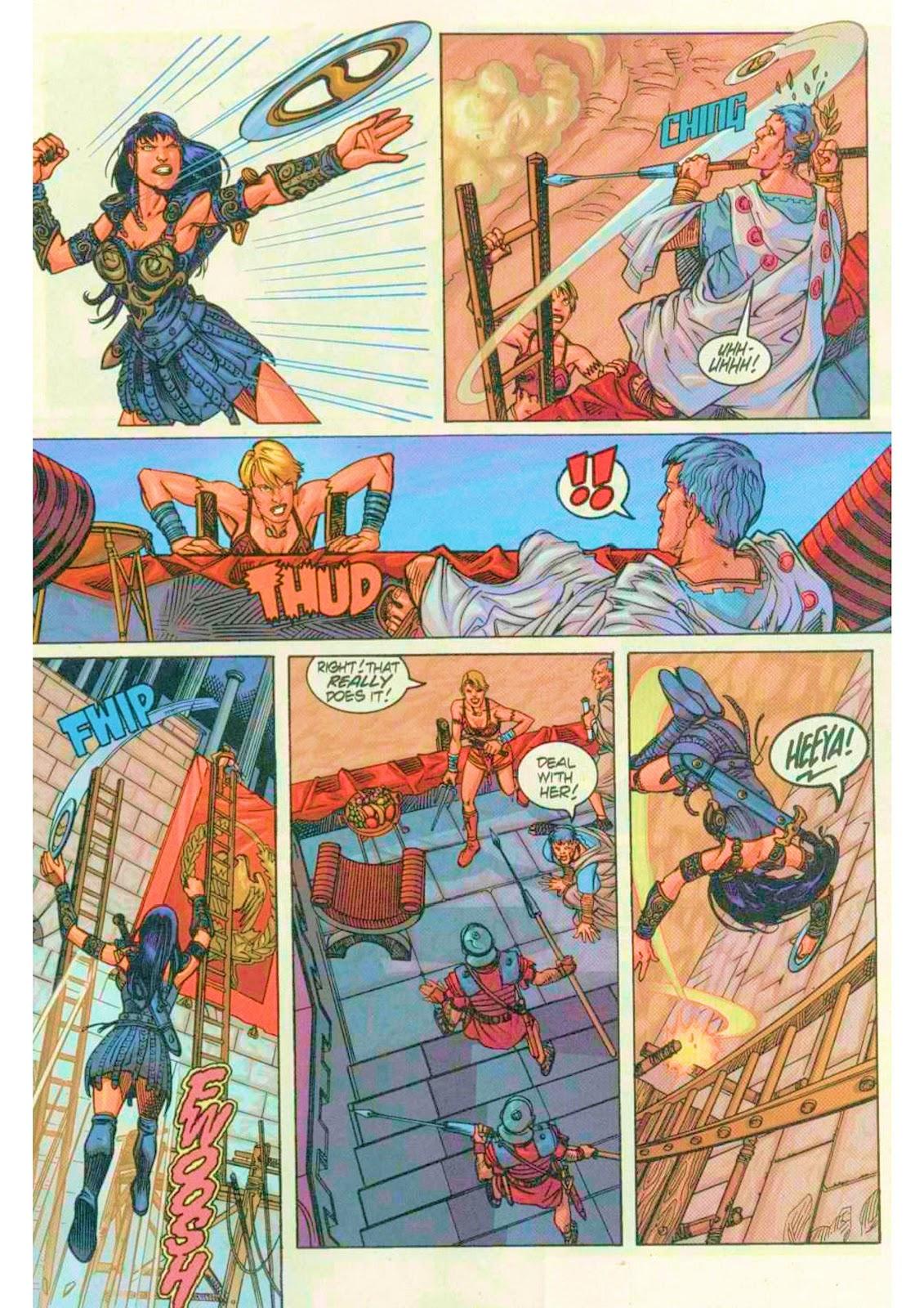 Xena: Warrior Princess (1999) Issue #7 #7 - English 12