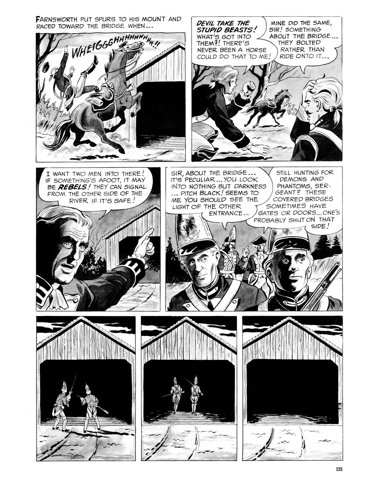 Read online Eerie Archives comic -  Issue # TPB 2 - 156