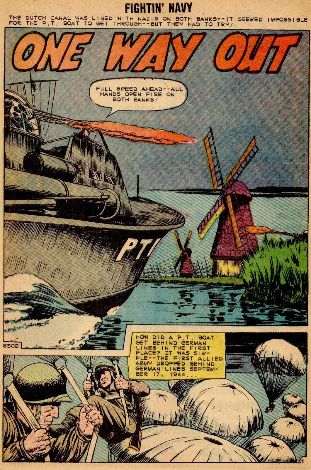 Read online Fightin' Navy comic -  Issue #90 - 28