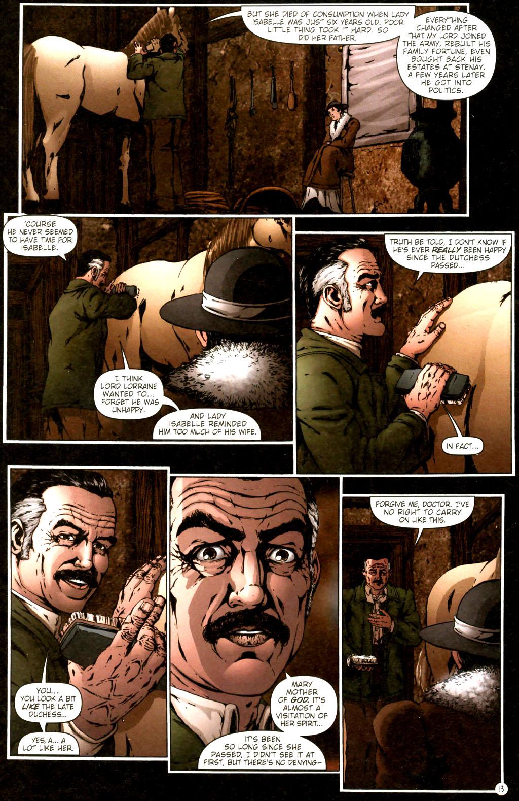 Read online Rex Mundi comic -  Issue #9 - 17