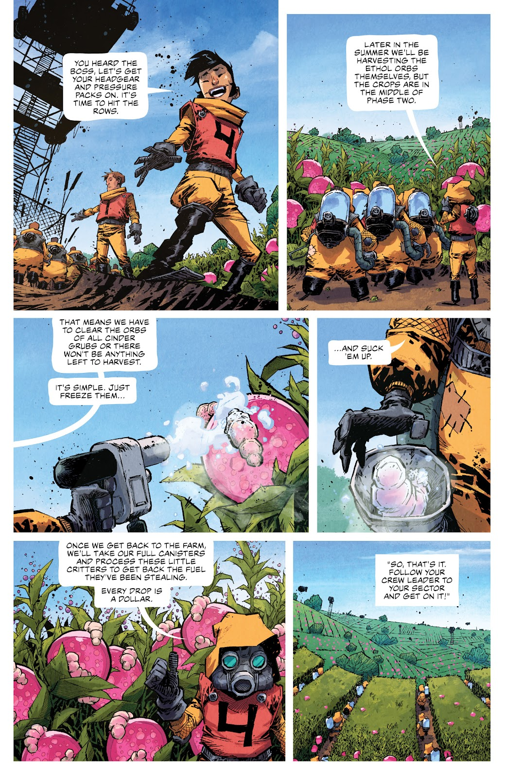 Read online Middlewest comic -  Issue #13 - 13