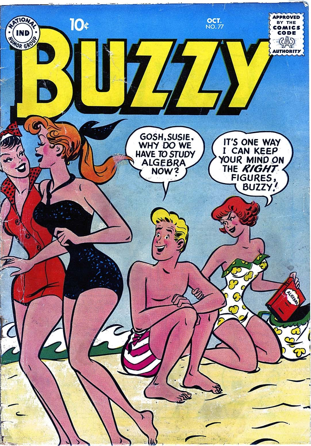 Buzzy issue 77 - Page 1