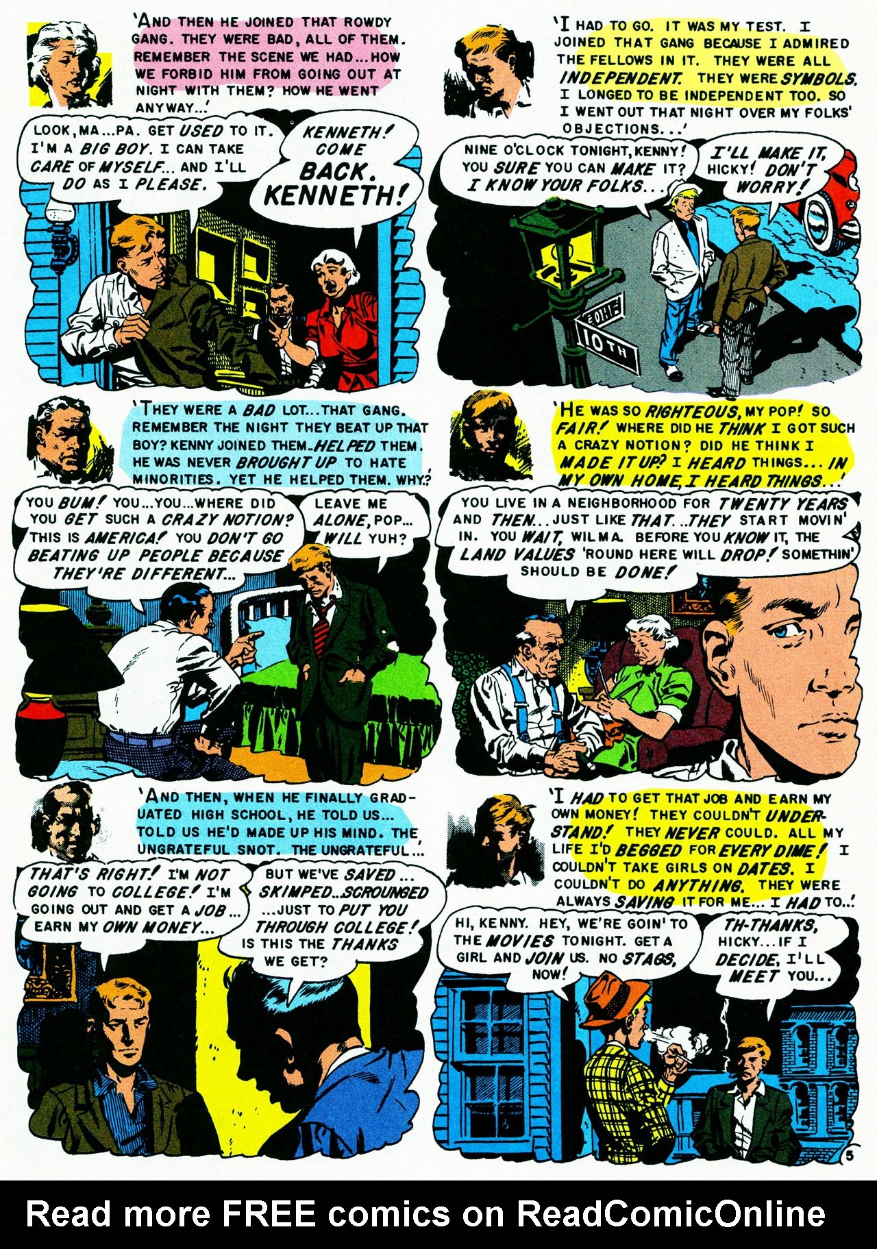 Read online Shock SuspenStories comic -  Issue #10 - 15