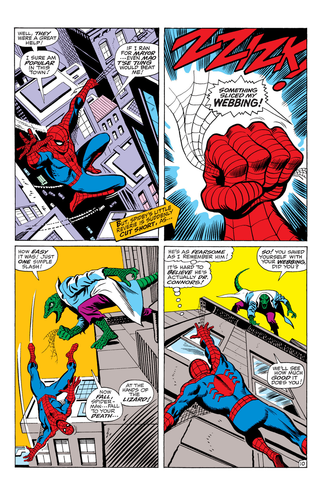 The Amazing Spider-Man (1963) 76 Page 10