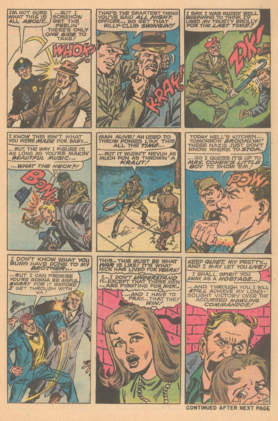 Read online Sgt. Fury comic -  Issue #69 - 9