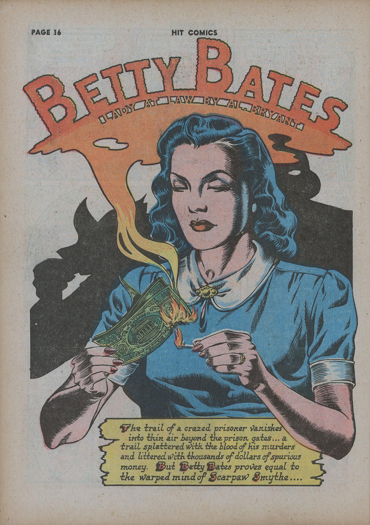 Read online Hit Comics comic -  Issue #27 - 18