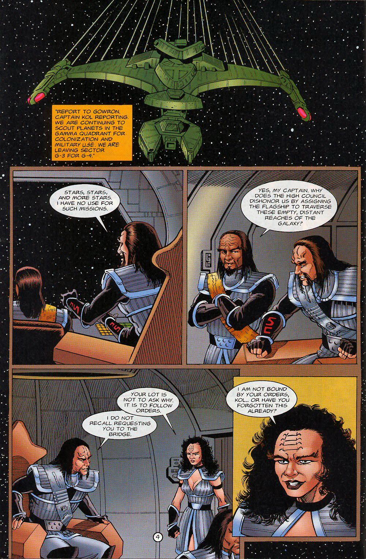 Read online Star Trek: Deep Space Nine - Lightstorm comic -  Issue # Full - 4