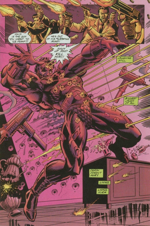 Read online Sludge comic -  Issue #9 - 13