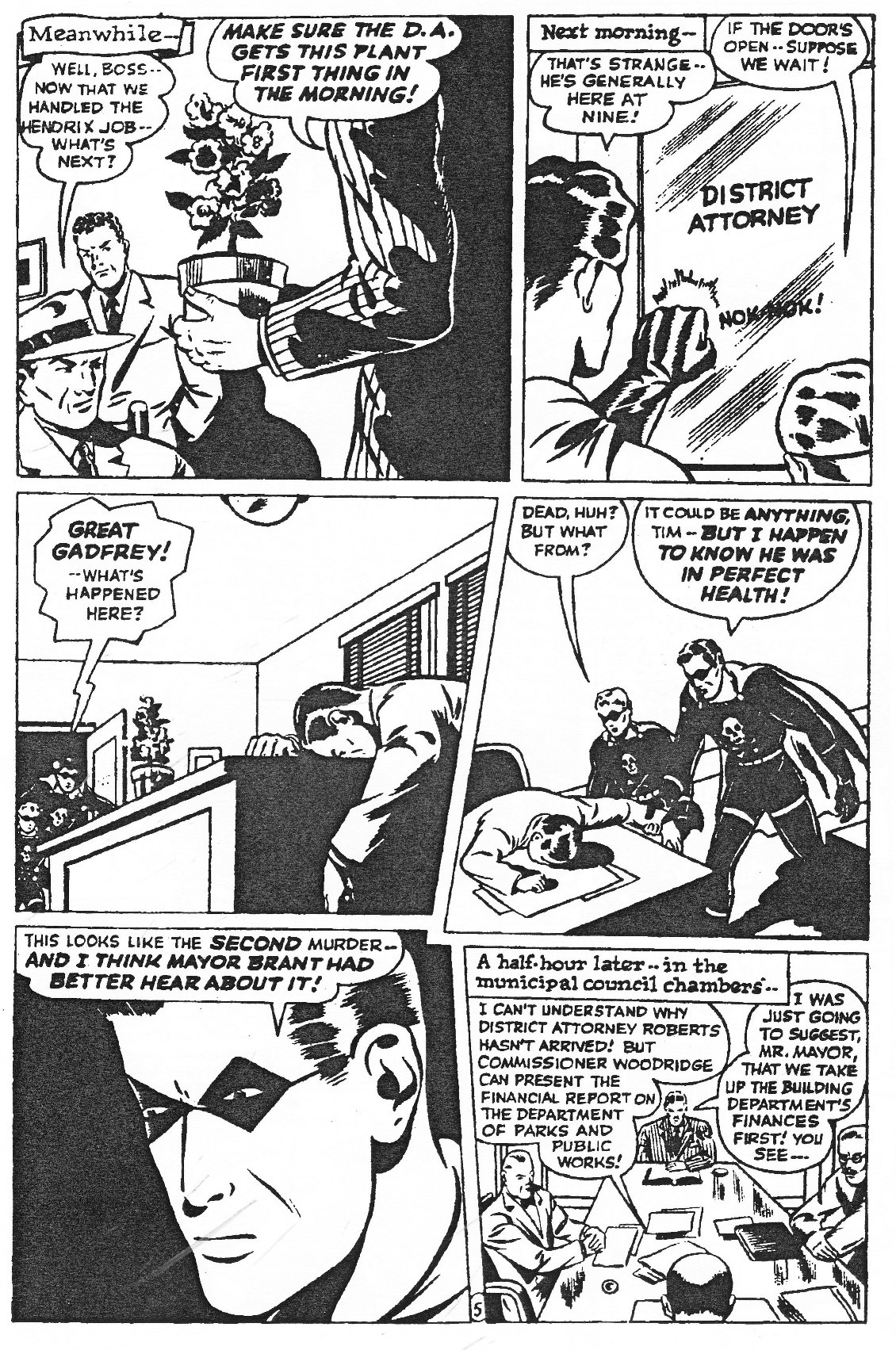 Read online Men of Mystery Comics comic -  Issue #83 - 161