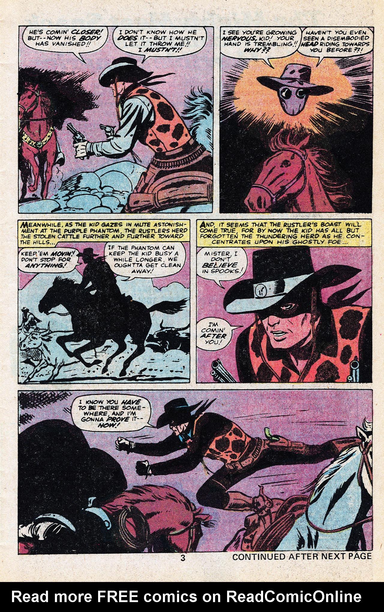 Read online Two-Gun Kid comic -  Issue #136 - 5