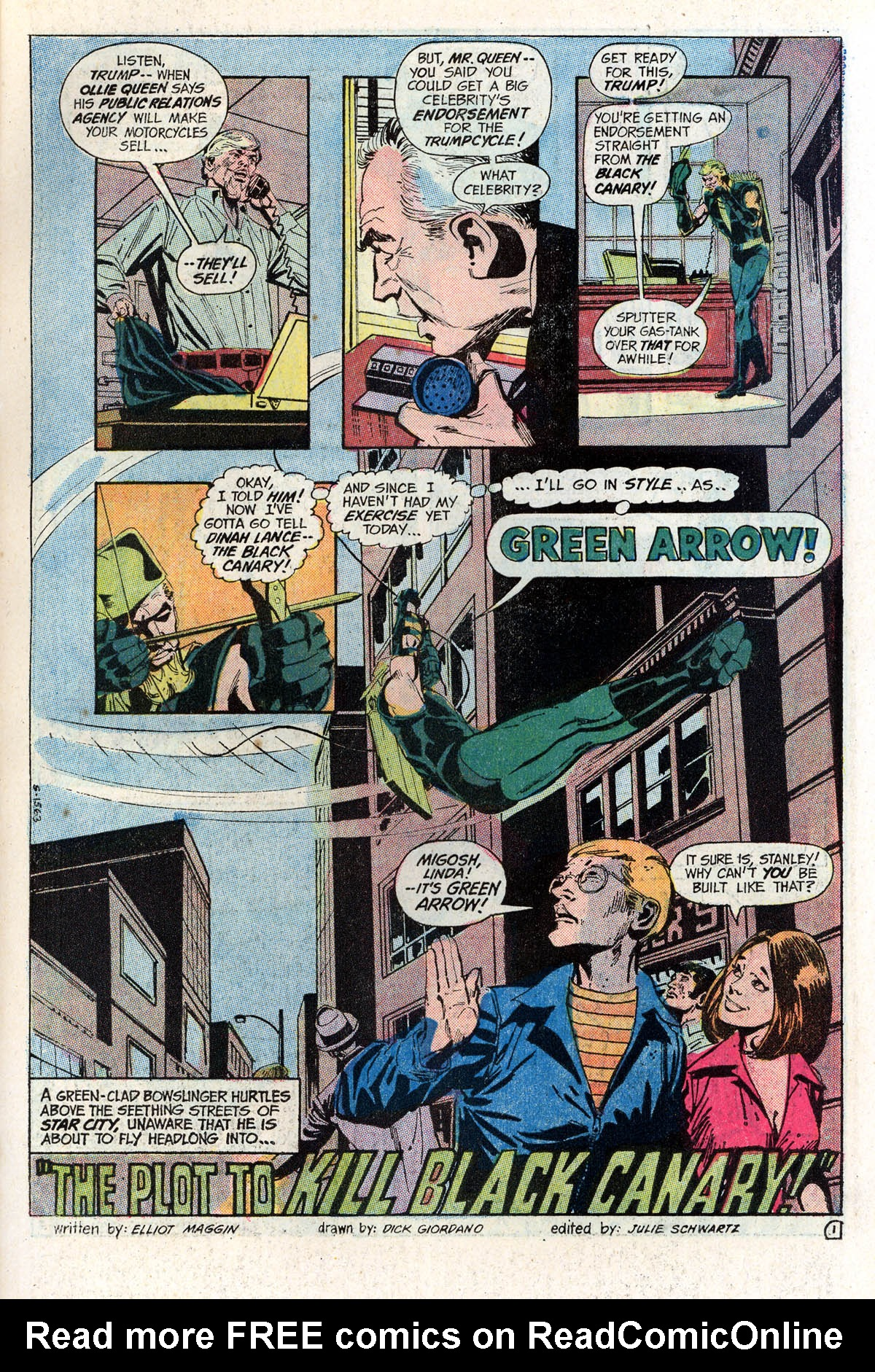Read online Action Comics (1938) comic -  Issue #428 - 23