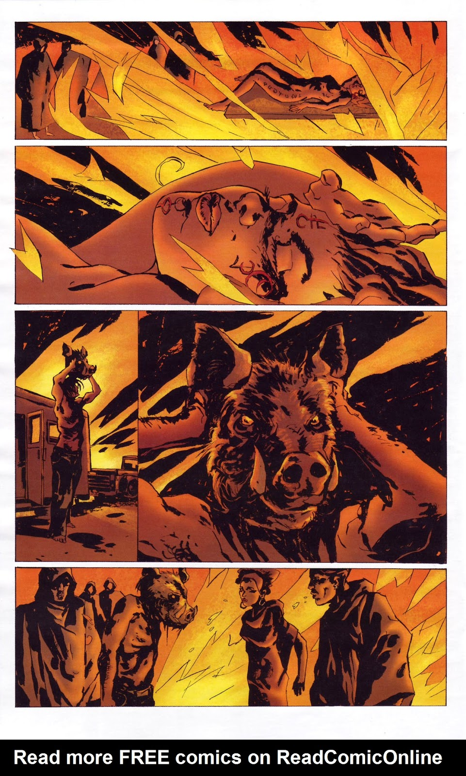 Criminal Macabre: My Demon Baby issue 1 - Page 23