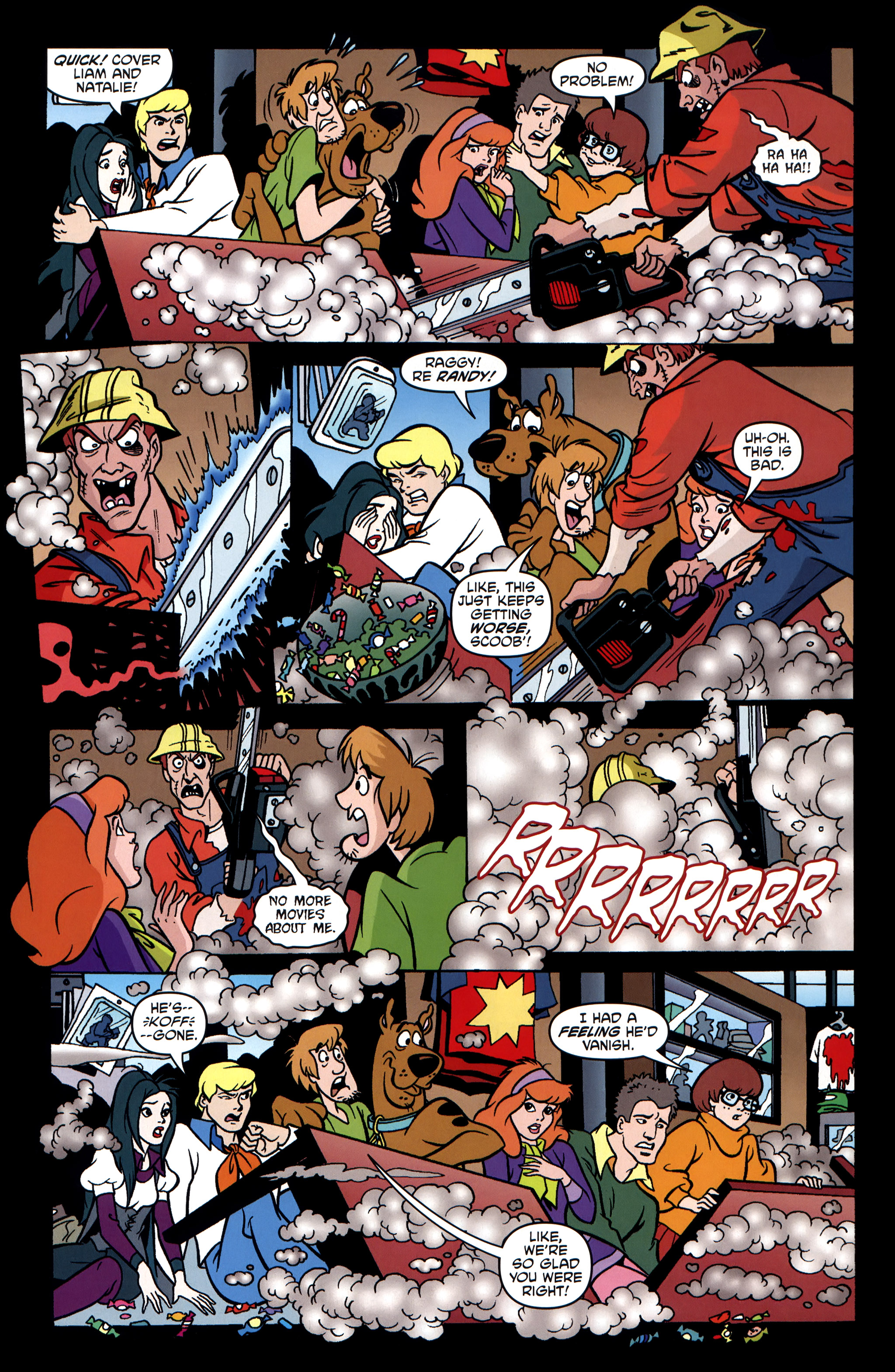 Read online Scooby-Doo: Where Are You? comic -  Issue #32 - 21