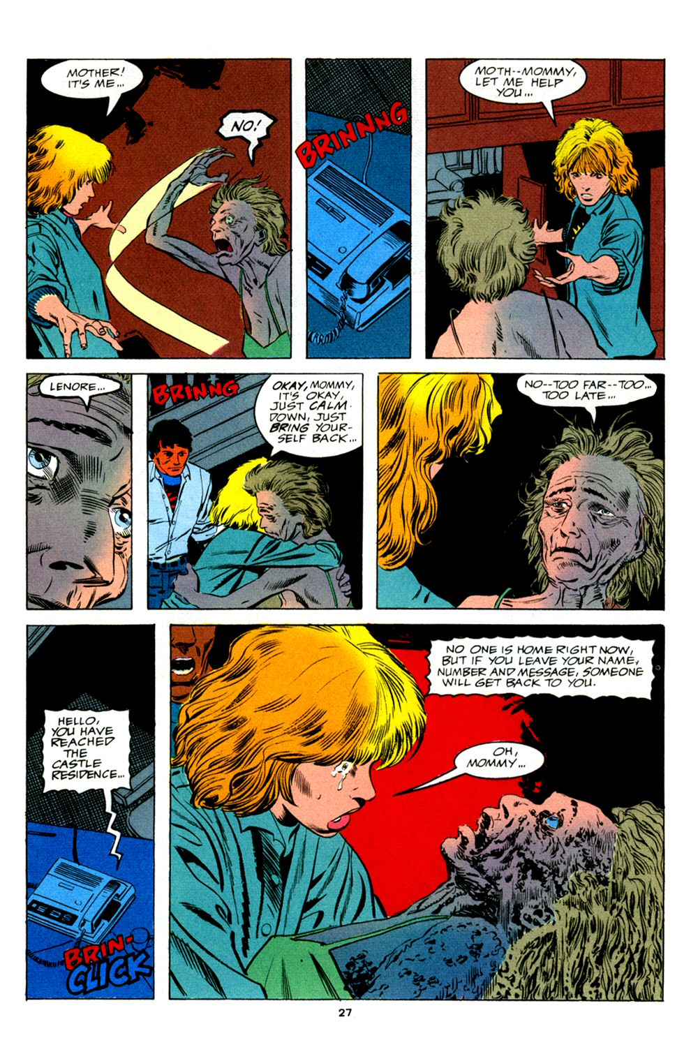 Read online Powerline comic -  Issue #2 - 29