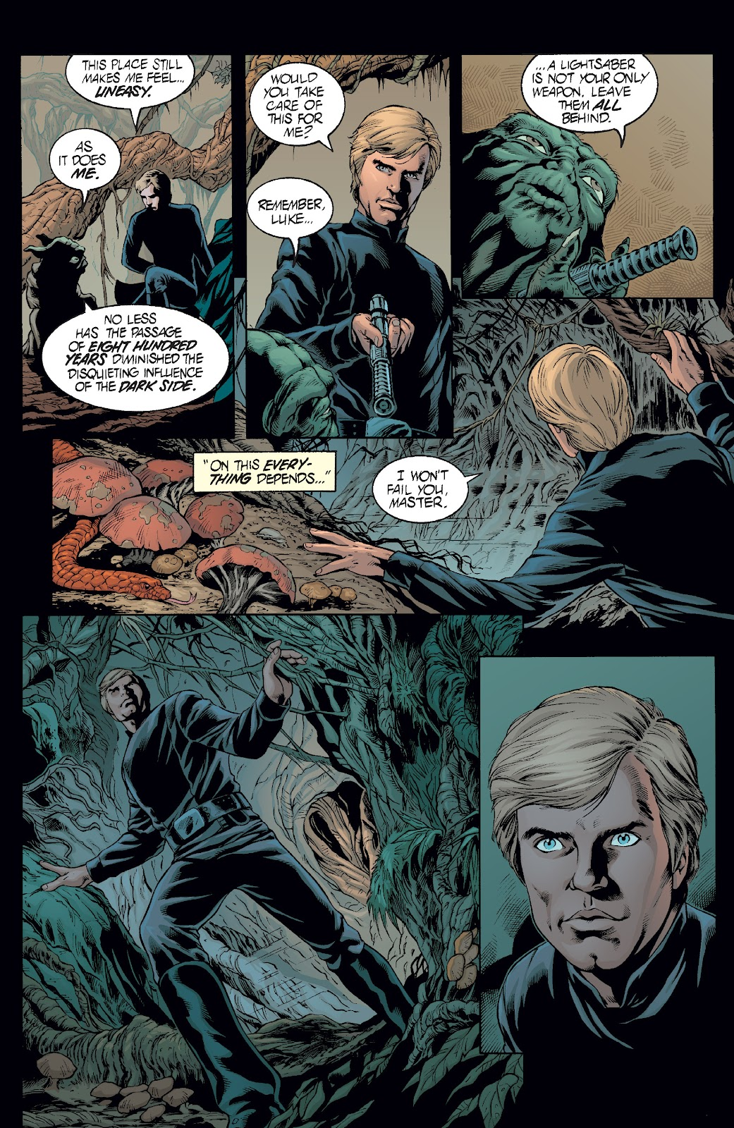Read online Star Wars Legends: Infinities - Epic Collection comic -  Issue # TPB (Part 1) - 64