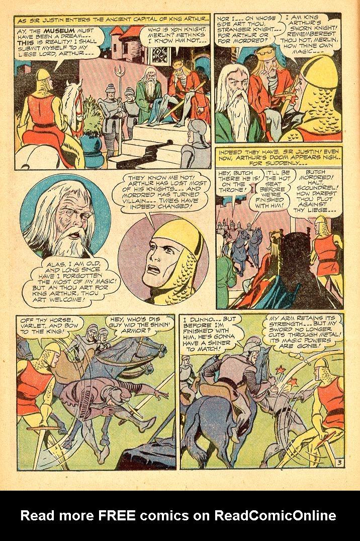 Read online Adventure Comics (1938) comic -  Issue #91 - 22